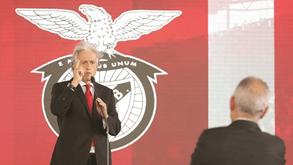 Pedido público de Jorge Jesus por avançado gera divisão no Benfica