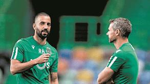 Rúben Amorim falha arranque do Sporting