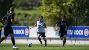Nakajima próximo de ajudar a equipa do FC Porto