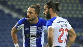 FC Porto espera por outubro para avançar com renovações
