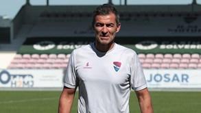 Rui Almeida infetado falha estreia em Alvalade