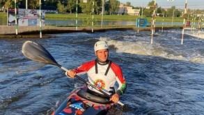 Antoine Launay quer terminar no Top 5 nos Europeus de slalom em Praga