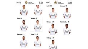 Real Madrid já deixou de vender camisolas de Bale