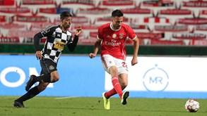 Espanhóis falam em negociações avançadas para a saída de Samaris do Benfica