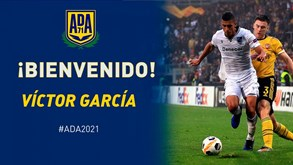Victor García deixa V. Guimarães e reforça Alcorcón