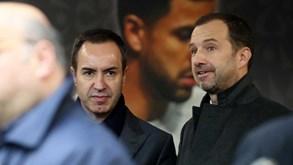 Salvador: «Acordo com Sporting só foi possível porque Varandas disse que não tinha condições para pagar»