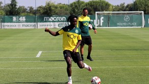 Sporting inscreve mais 11 jogadores
