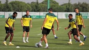Só ARS Lisboa esperou resultados dos testes aos jogadores do Sporting