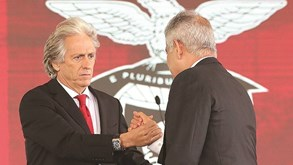 Jorge Jesus dedica vitória a Vieira após a acusação na Operação Lex: «Sofremos com ele»