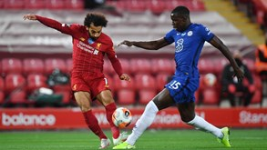 Chelsea-Liverpool: estão de volta os grandes jogos da Liga inglesa