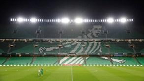 Betis-Valladolid: Villamarín volta a receber adeptos em jogos do campeonato
