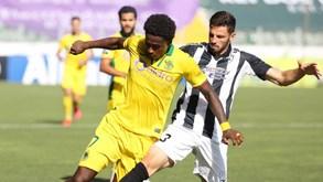 Portimonense-P. Ferreira: algarvios e pacenses encerram 1.ª jornada da Liga NOS