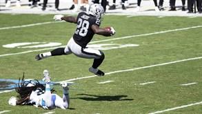 Oakland Raiders-New Orleans Saints: 2.ª jornada da NFL