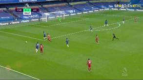 Erro clamoroso de Kepa oferece a Mané o segundo golo diante do Chelsea