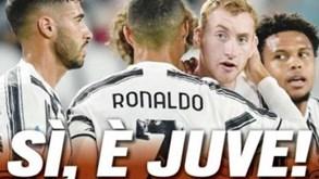Ronaldo brilha no regresso da Juventus e Nélson Semedo está de saída de Barcelona