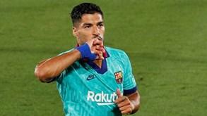 Catalães dizem que Luis Suárez rescindiu contrato com o Barcelona