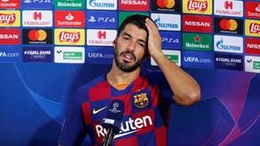 At. Madrid consegue Suárez por valores 'irrisórios': a custo zero e só com estes objetivos