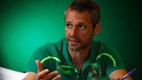 Médico do Sporting considera 'difícil ter época inteira' sem Covid-19