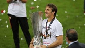Bayern Munique-Sevilha: Lopetegui luta por mais um troféu europeu