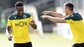 Leão sai da quarentena: Sporting estreia-se hoje na nova época