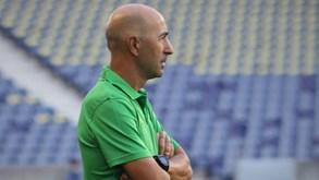 Pako Ayestarán sobre o Marítimo: «É uma equipa intensa»