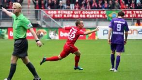 Twente-Groningen: ligeira vantagem para os anfitriões