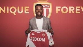 Monaco oficializa chegada de Florentino