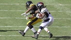 Denver Broncos-TB Buccaneers: anfitriões somam duas derrotas no arranque
