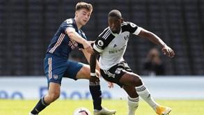 Fulham-Aston Villa: Ivan Cavaleiro procura a primeira vitória na Premier League