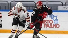 Spartak Moscovo-Dínamo Moscovo: duelo da capital russa no hóquei no gelo