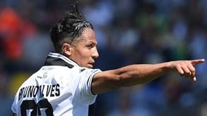 Bolonha-Parma: Bruno Alves com novo teste na Serie A