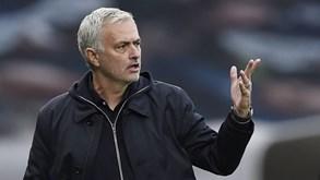 Tottenham-Chelsea: José Mourinho tenta avançar na Taça da Liga inglesa