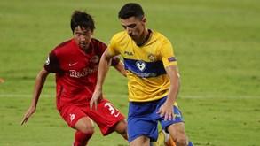 RB Salzburgo-Maccabi Tel Aviv: fase de grupos da Liga dos Campeões à vista