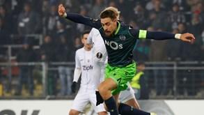 Sporting-LASK Linz: duelos do ano passado servem de aviso