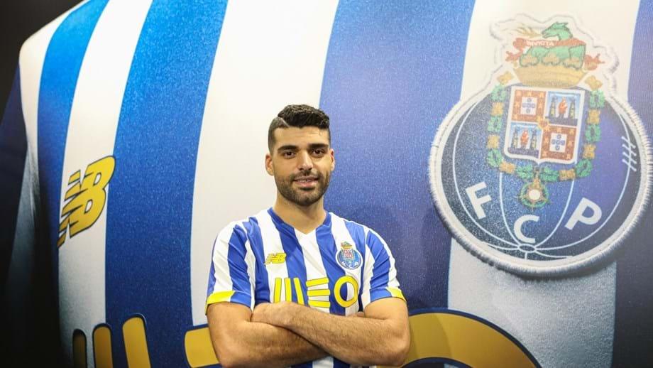 Taremi com o '9', Evanilson com o '30' e Marchesín com o '1': a nova numeração do FC Porto