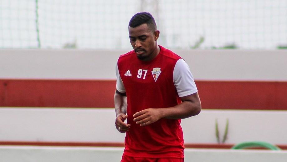 Marcos Vinícius pode alinhar diante do Benfica B.