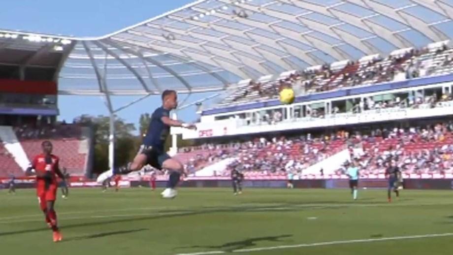 Jogador do Brest marcou um golo à Shaolin Soccer e até a FIFA se rendeu