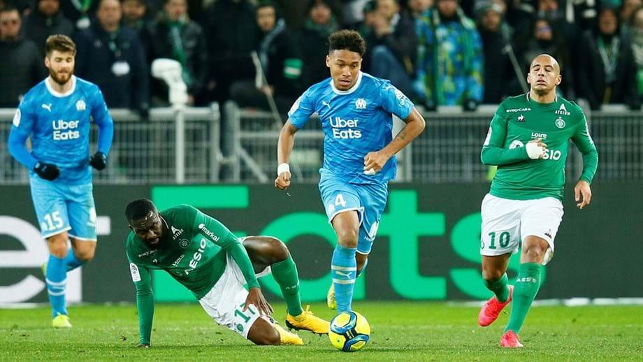 Marselha-Saint-Étienne: duelo de equipas invictas