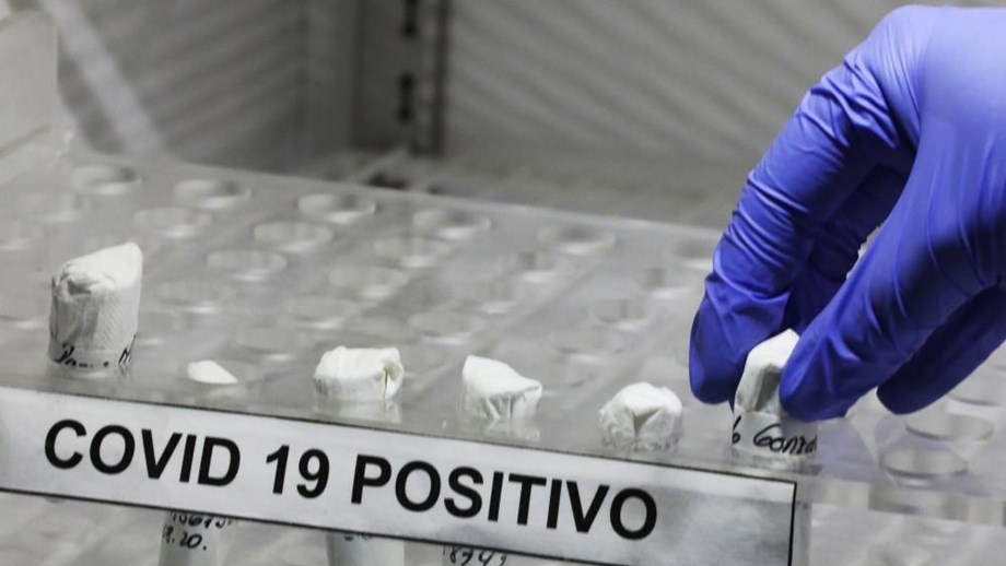 Número de infetados em Portugal cresce
