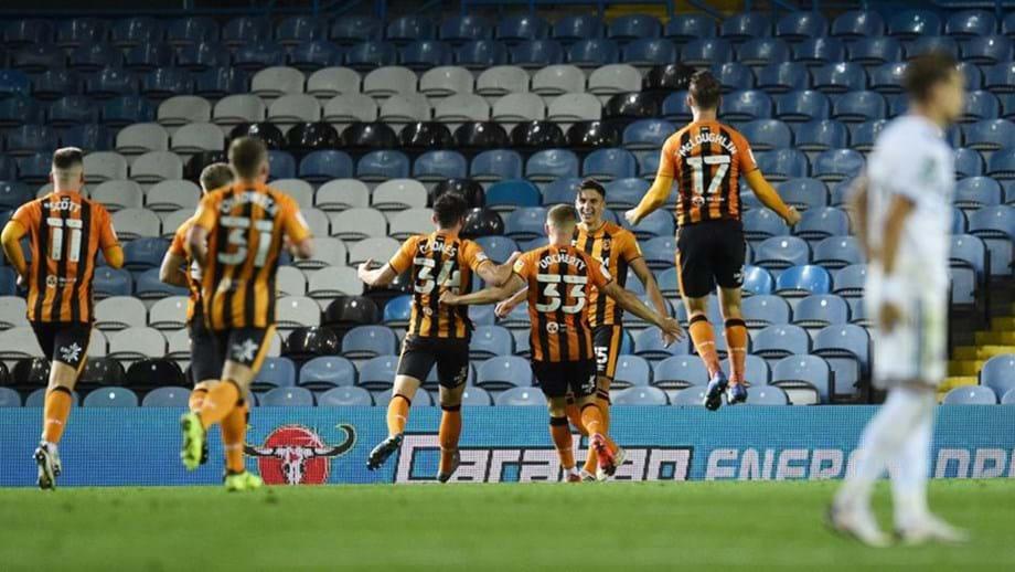 Leeds derrotado nos penáltis pelo Hull City na Taça da Liga Inglesa