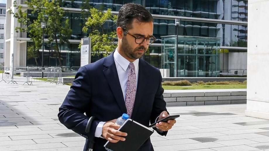 Football Leaks: Ex-advogado da PLMJ contesta papel de denunciante de Rui Pinto