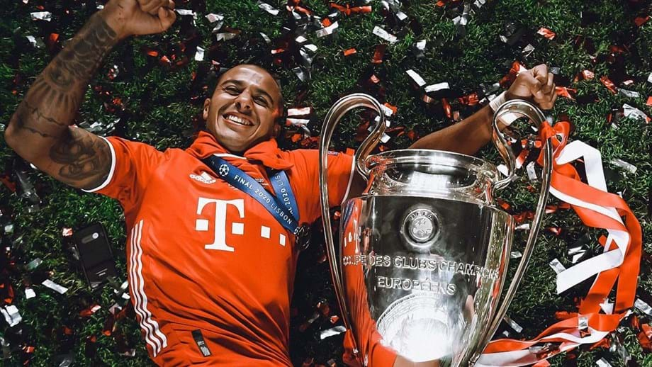 Presidente do Bayern Munique confirma transferência de Thiago Alcântara para o Liverpool
