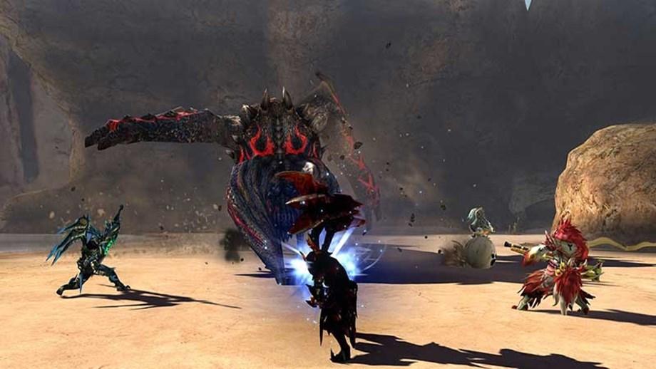 Dois jogos da série Monster Hunter a caminho da Switch