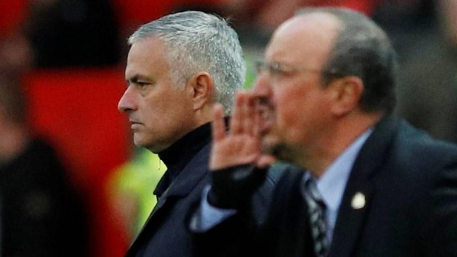 Rafa Benítez recorda rivalidade com José Mourinho: «Era saudável para o desporto»