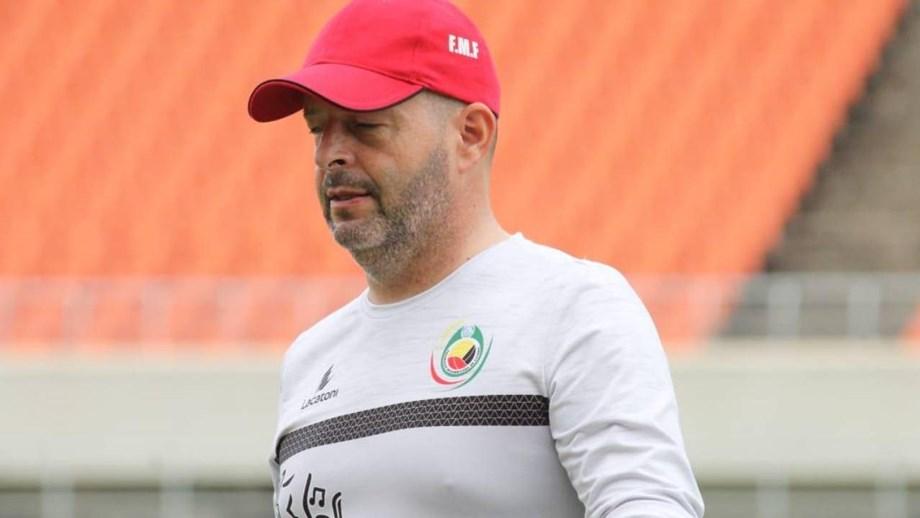 Luís Gonçalves anuncia 34 jogadores para jornada de acesso à CAN2021