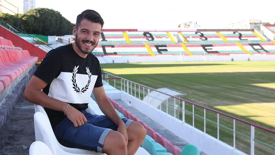Sérgio Conceição: «Ídolo? O meu pai... e o Baggio»