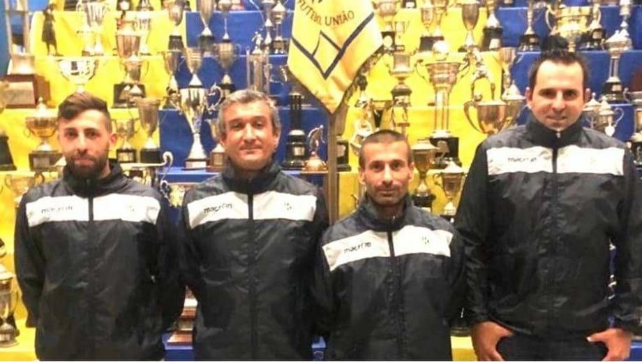 João Paulo Câmara é o novo treinador do União da Madeira