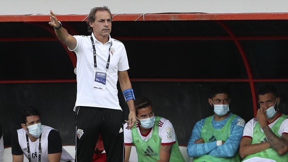 Quim Machado: «Sentimo-nos todos envergonhados»