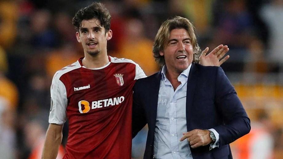 Sá Pinto 'triste' e 'desiludido' com António Salvador por causa de Trincão: «Mentiu!»