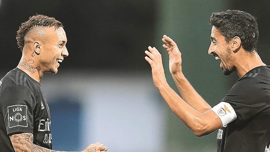 Benfica a vencer no arranque pela sétima vez consecutiva
